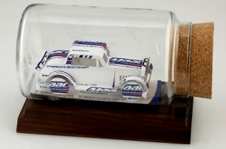Great gift for car lovers. Antique car sculpture made from business cards.